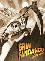Jaquette Grim Fandango Remastered