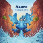 Couverture Azuro le dragon bleu