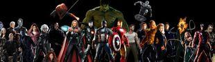 Cover Les meilleurs films Marvel