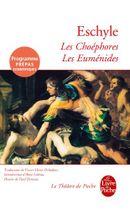 Couverture Les Choéphores - Les Euménides