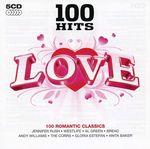 Pochette 100 Hits: Love