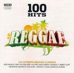 Pochette 100 Hits: Reggae