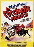 Affiche La Coccinelle à Mexico