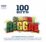Pochette 100 Hits: Summer Reggae