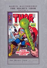 Couverture Marvel Masterworks: The Mighty Thor, Volume 6