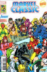 Couverture Elémentaire, chers Avengers - Marvel Classic (2e série), tome 1