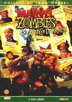 Couverture Evil Dead - Marvel Zombies, tome 2
