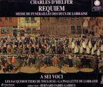 Pochette Requiem (Messe de funérailles des ducs de Lorraine)