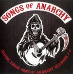 Pochette Songs of Anarchy: Music From Sons of Anarchy Seasons 1-4 (OST)