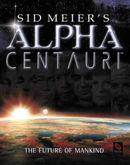 Jaquette Sid Meier's Alpha Centauri
