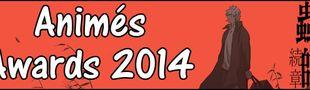 Cover Animés Awards 2014