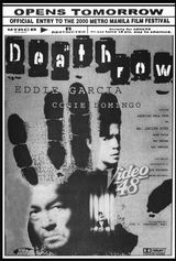 Affiche Deathrow