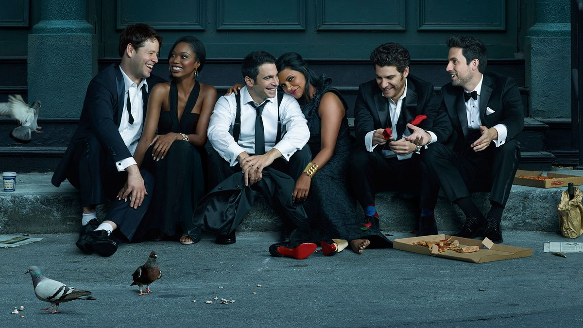 series yonkis mindy project