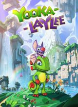 Jaquette Yooka-Laylee