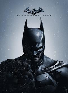 Jaquette Batman: Arkham Origins