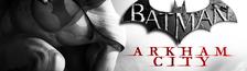 Jaquette Batman : Arkham City