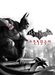 Jaquette Batman : Arkham City