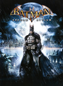 Jaquette Batman : Arkham Asylum