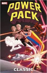 Couverture Power Pack Classic, Volume 1