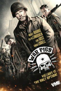 War Pig Act of Honor Mickey Rourke Où Ai-je La Tête ?