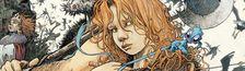 Cover Les meilleures BD d'heroic fantasy
