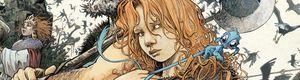 Cover Les meilleurs comics d'heroic fantasy