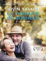 Affiche Irvin Yalom, la thérapie du bonheur
