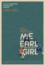 Affiche Me & Earl & the Dying Girl