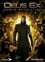 Jaquette Deus Ex : Human Revolution