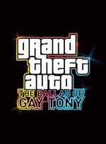 Jaquette Grand Theft Auto IV : The Ballad of Gay Tony