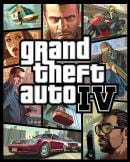 Jaquette Grand Theft Auto IV