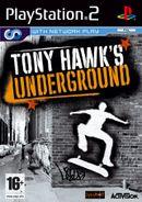 Jaquette Tony Hawk's Underground