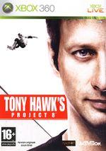 Jaquette Tony Hawk's Project 8