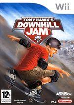 Jaquette Tony Hawk's Downhill Jam