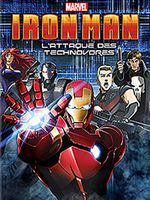 Affiche Iron Man : L'Attaque des Technovores