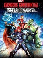 Affiche Avengers Confidential : La Veuve noire et le Punisher