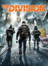 Jaquette Tom Clancy's The Division