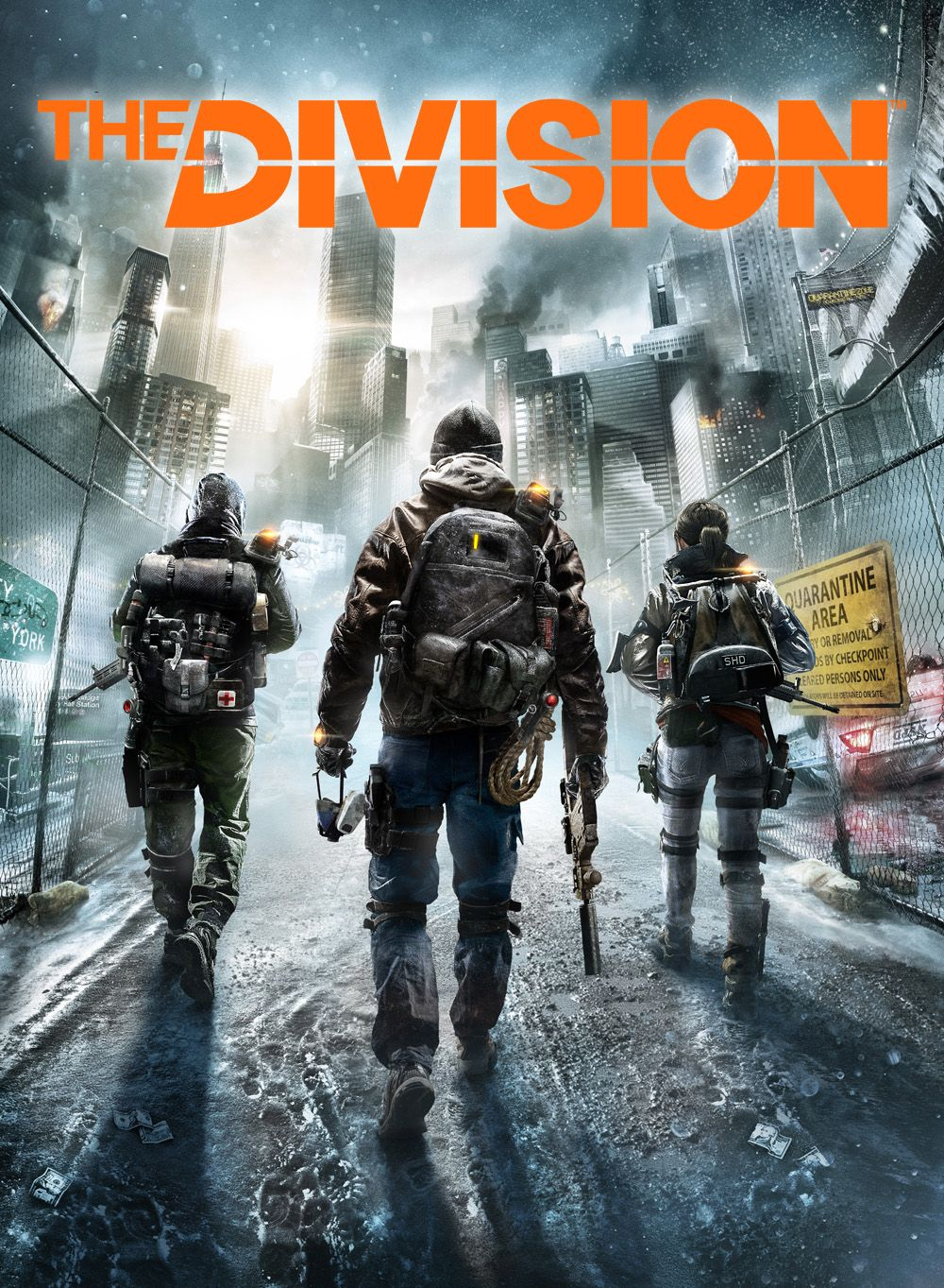 Célèbre The Division (2016) - Jeu vidéo - SensCritique NL41