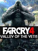 Jaquette Far Cry 4 : La Vallée Des Yétis