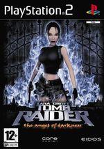 Jaquette Tomb Raider : L'Ange des ténèbres
