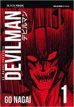 Couverture Devilman, tome 1