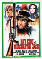 Affiche Roy Colt et Winchester Jack