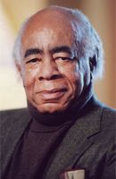 Photo Roscoe Lee Browne
