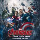 Pochette Avengers: Age of Ultron (OST)