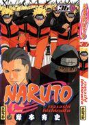 Couverture Naruto, tome 36