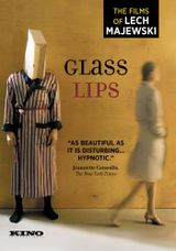 Affiche Glass Lips