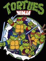 Affiche Tortues Ninja (1987)