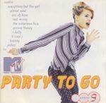 Pochette MTV Party to Go, Volume 9