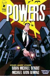 Couverture Powers (2000 - 2004)