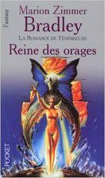 Couverture Reine des orages - La Romance de Ténébreuse, tome 2